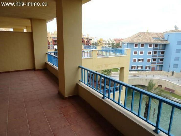 : 2 SZ Wohnung im Marina Sotogrande, Bankverwertung. - Wohnung kaufen - Bild 1