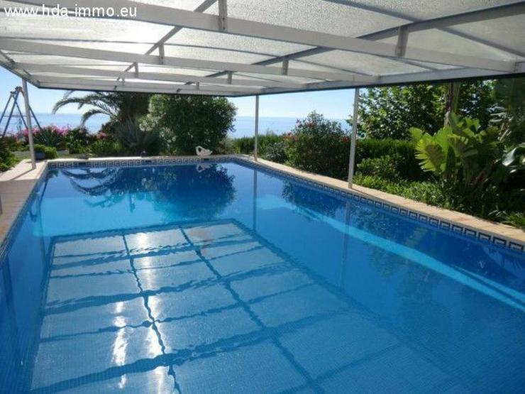 Bild 2: : Luxus Villa mit 3 SZ in Manilva, Meerblick!