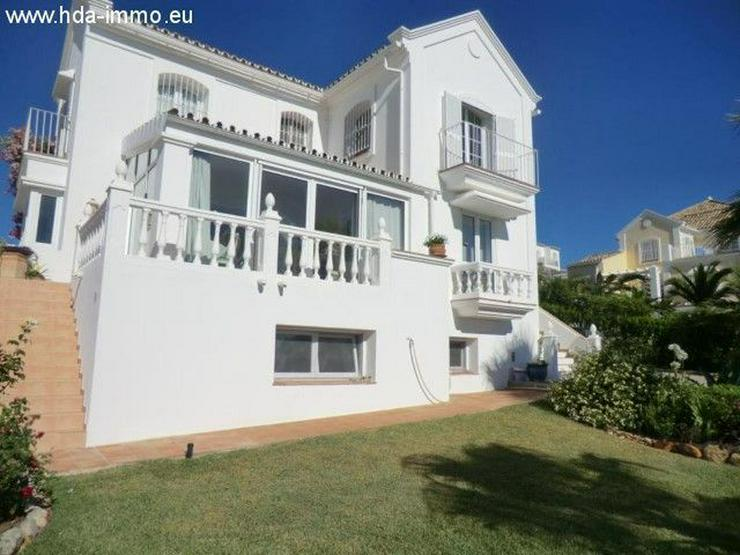 : Luxus Villa mit 3 SZ in Manilva, Meerblick! - Haus kaufen - Bild 1