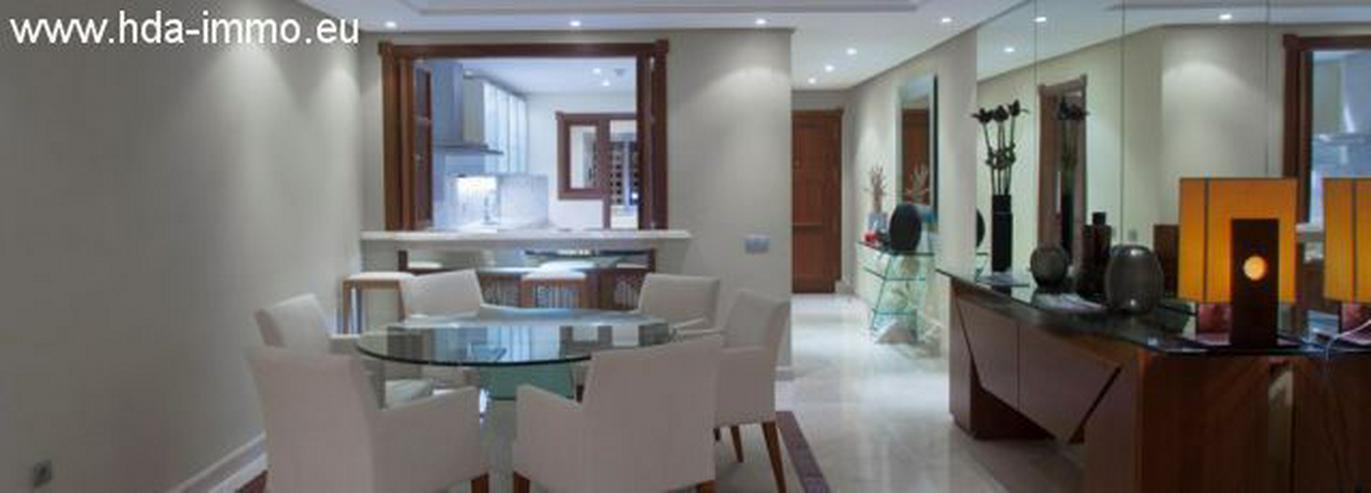Bild 6: : Luxus Duplex Penthouse in 1. Meereslinie in Marbella.
