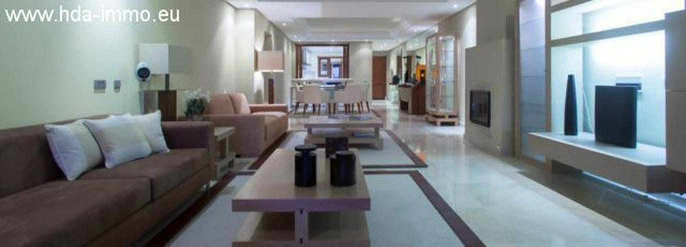 Bild 5: : Luxus Duplex Penthouse in 1. Meereslinie in Marbella.
