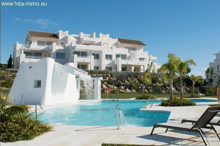 : moderne 2 SZ Terrassenwohnung in Casares (Alcazaba Lagoon) - Wohnung kaufen - Bild 1
