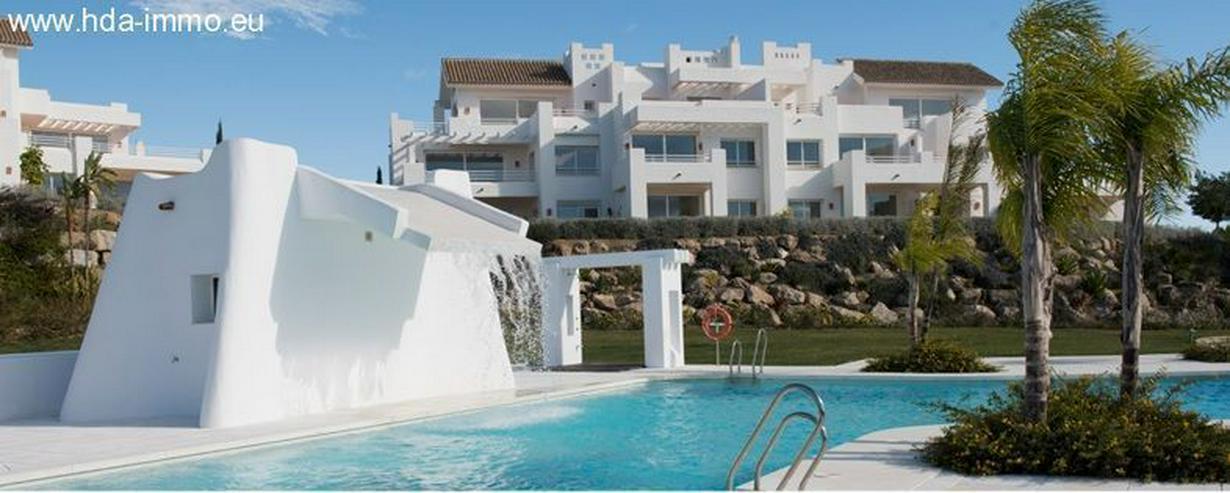 Bild 2: : moderne 2 SZ Terrassenwohnung in Casares (Alcazaba Lagoon)