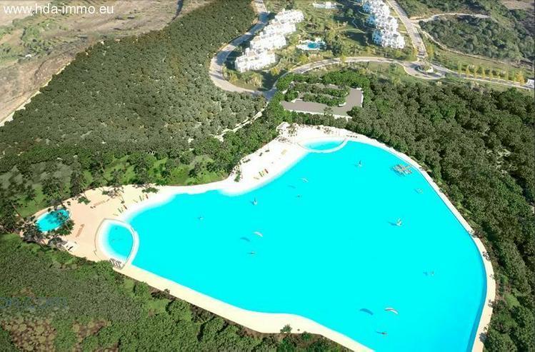 Bild 3: : modernes 2 SZ Penthouse in Casares (Alcazaba Lagoon)