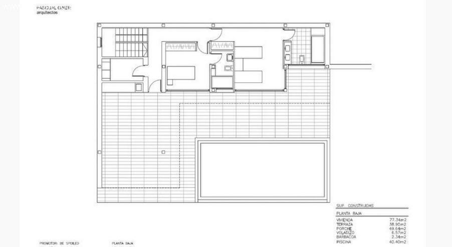 Bild 3: : Neubau, Luxus-Villa auf 1003m² Grundstück in Elviria (Marbella-Ost)