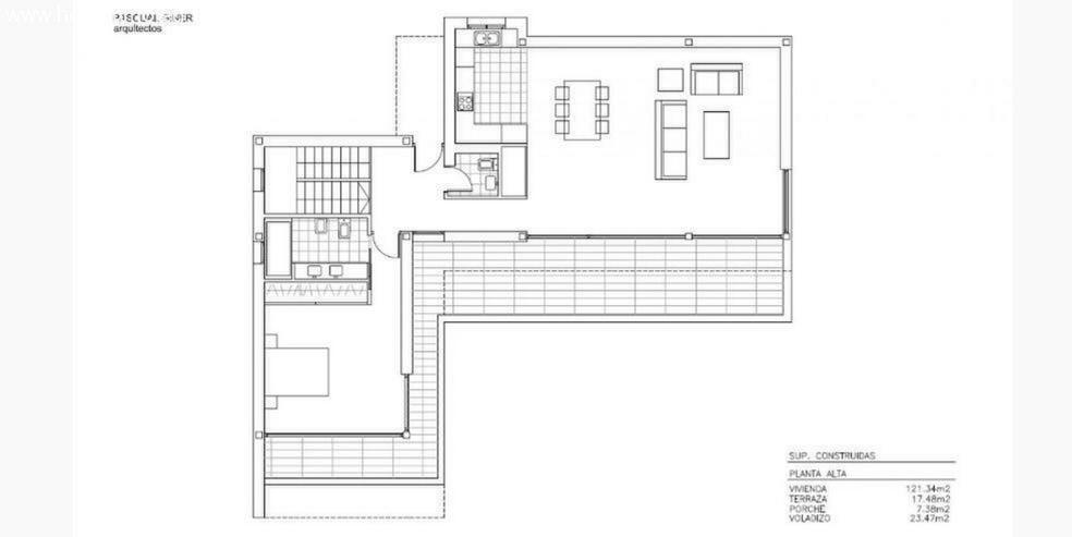 Bild 2: : Neubau, Luxus-Villa auf 1003m² Grundstück in Elviria (Marbella-Ost)