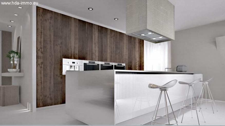 Bild 4: : Neubau-Luxus-Villa in El Rosario mit gigantischem Meerblick