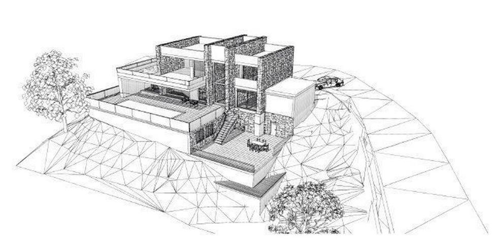 : Neubau-Luxus-Villa in El Rosario mit gigantischem Meerblick - Haus kaufen - Bild 1