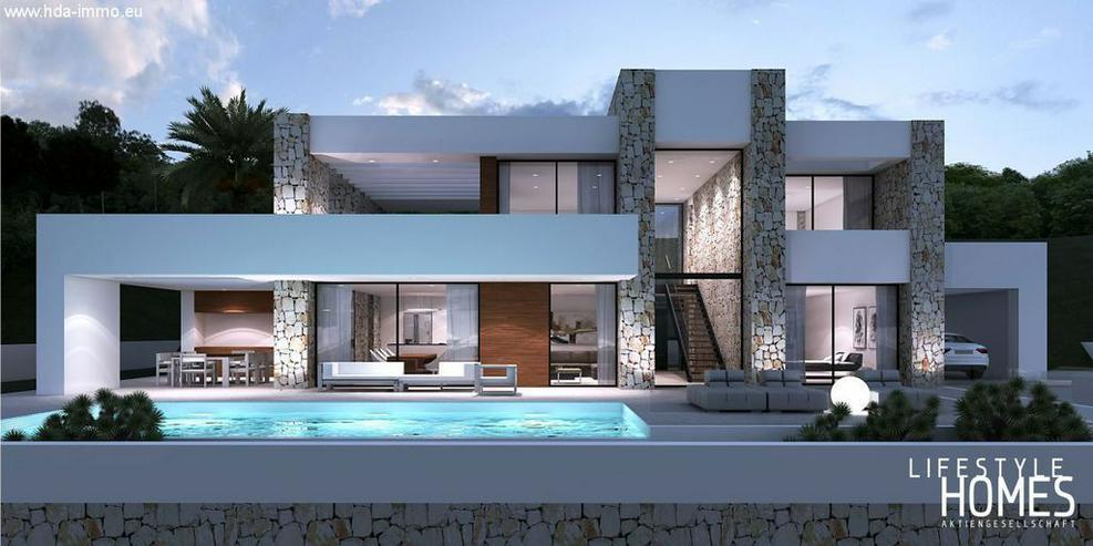 Bild 2: : Neubau-Luxus-Villa in El Rosario mit gigantischem Meerblick