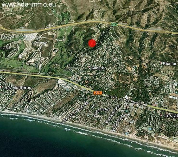 Grundstueck in 29600 - Marbella-Ost - Auslandsimmobilien - Bild 1