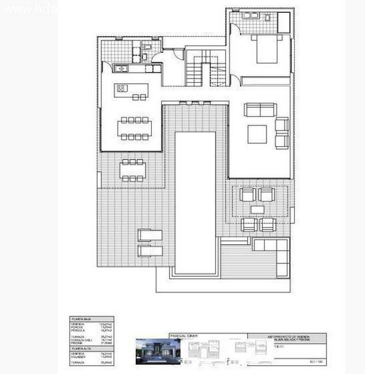 Bild 2: : Bauhausstil Villa, modern und extravagant, in Marbella-Ost El Rosario