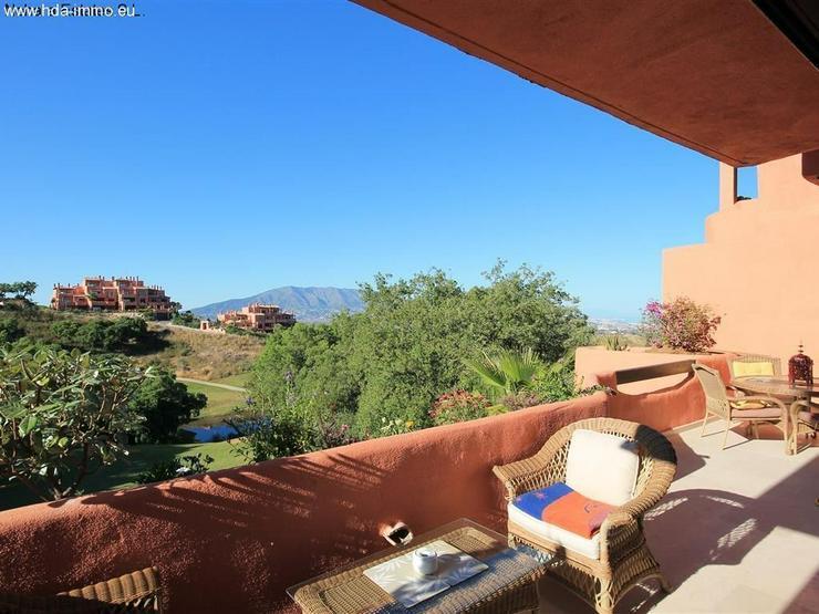 : schöne Wohnung 2 SZ in La Mairena, Marbella-Ost - Wohnung kaufen - Bild 1