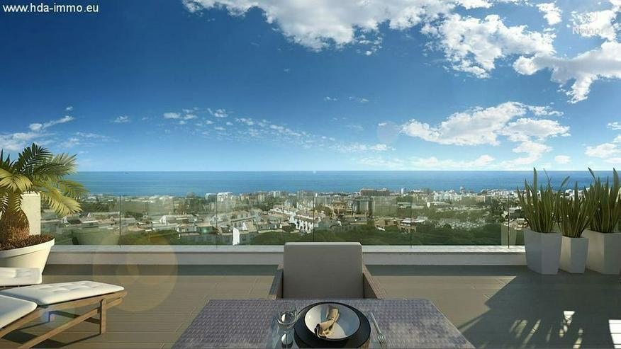 : Ein modernes Projekt im Bauhaus-Design, Meerblick, nahe La Canada - Wohnung kaufen - Bild 1