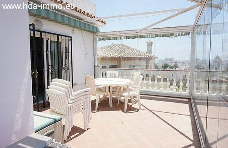 : 4 SZ Penthouse in Fuengirola/Mijas-Costa, kleine Hausgemeinschaft - Wohnung kaufen - Bild 1