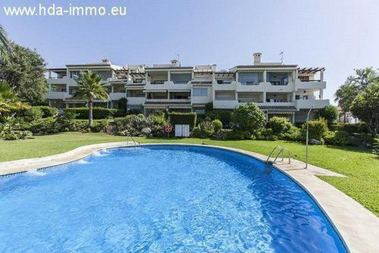 : 2 SZ Wohnung fussläufig von Cabopino mit tollem Meerblick - Wohnung kaufen - Bild 1