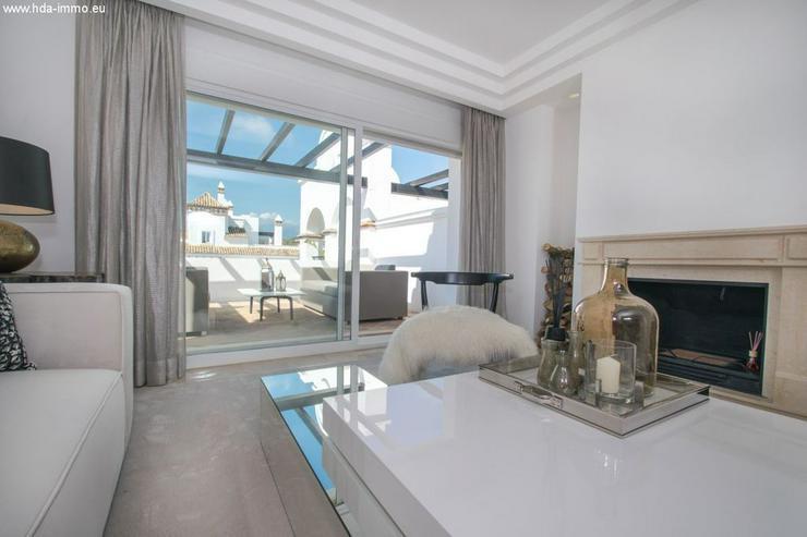 Bild 4: : Leben in der Sierra Blanca in Marbella. neuwertige 2-SZ Wohnung mit Meerblick