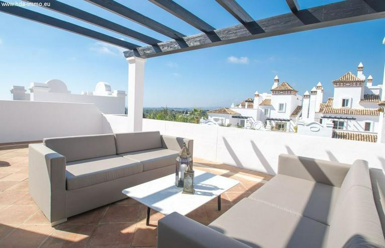 Bild 6: : Leben in der Sierra Blanca in Marbella. neuwertige 2-SZ Wohnung mit Meerblick