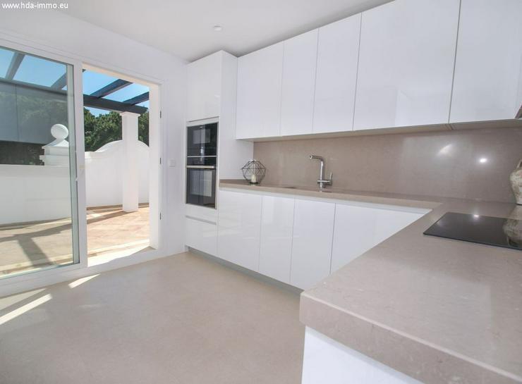 Bild 3: : Leben in der Sierra Blanca in Marbella. neuwertige 2-SZ Wohnung mit Meerblick