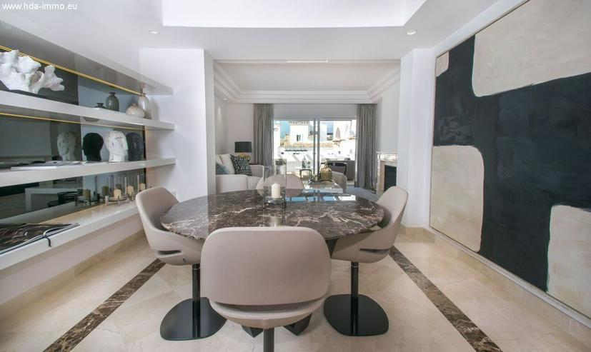 Bild 5: : Leben in der Sierra Blanca in Marbella. neuwertige 2-SZ Wohnung mit Meerblick