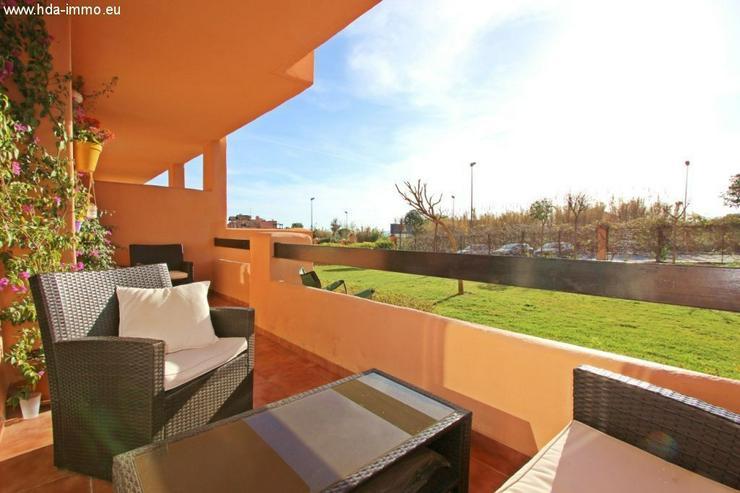 : 2 SZ Gartenwohnung in Casares auf der Finca Cortesin - Wohnung kaufen - Bild 1