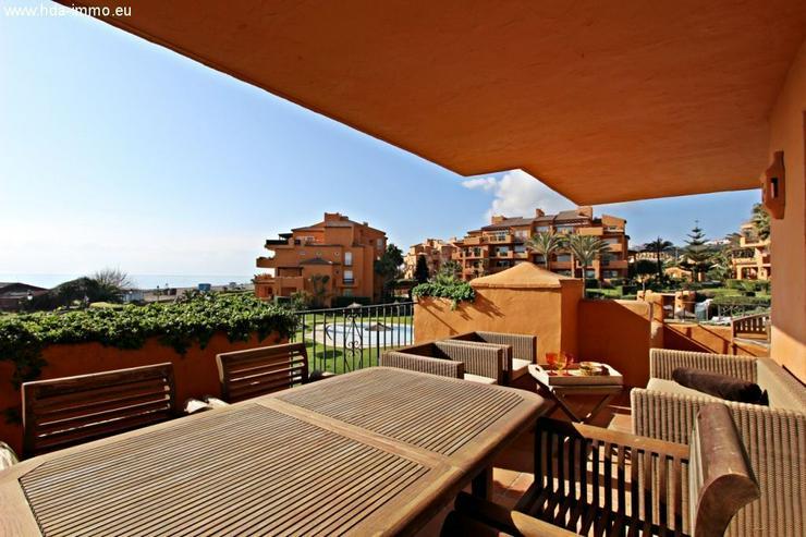 Bild 2: : Große Ferienwohnung mit 3 SZ in Beachfront in Los Granados