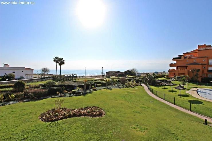 : Große Ferienwohnung mit 3 SZ in Beachfront in Los Granados - Wohnung kaufen - Bild 1
