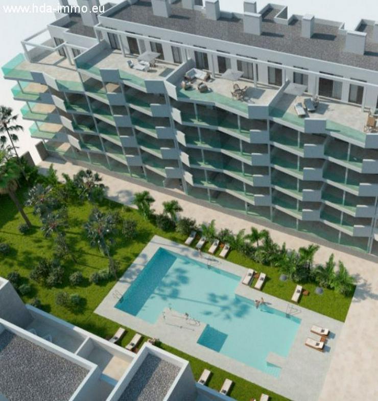 Bild 4: : Neubau, Erstbezug, Stadtnah, Meerblick, moderne 2 SZ Wohnung