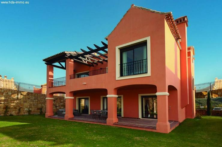 Bild 2: : Villa Costa Golf, Estepona, Neubau, Erstbezug,