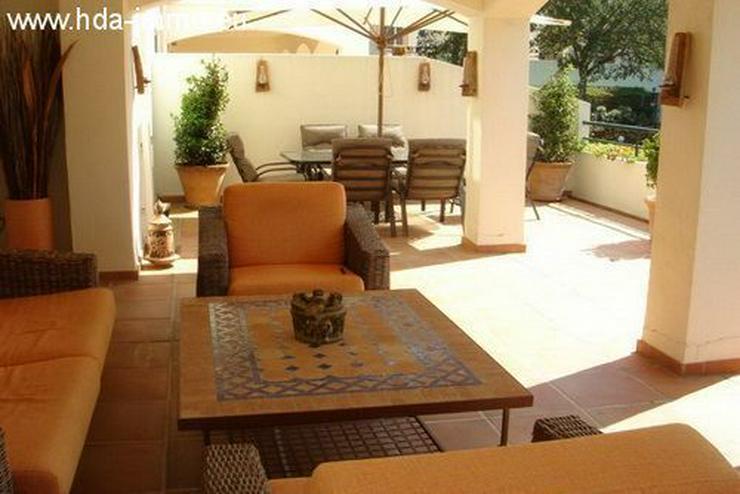 Bild 6: : Luxuriöse Wohnung direkt am Golfplatz Cabopino/Marbella-Ost