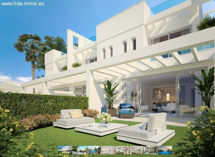 : Neubau vom Plan, Stadthaus mit 3 SZ in Calahonda