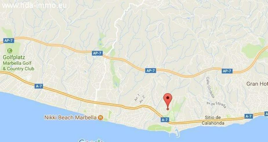 Bild 2: Grundstueck in 29600 - Marbella-Ost