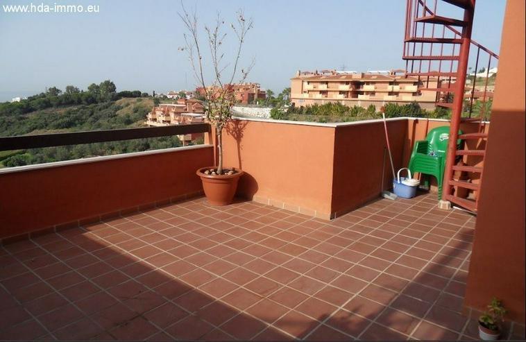 Bild 3: : schönes Penthouse mit Meerblick mit 2 SZ in La Reserva de Marbella