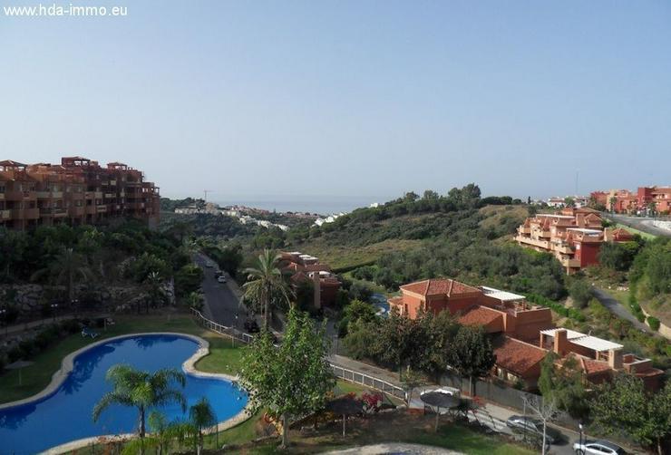 Bild 5: : schönes Penthouse mit Meerblick mit 2 SZ in La Reserva de Marbella