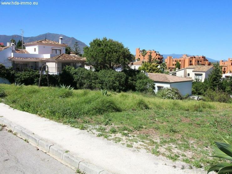 Bild 5: : Wunderschönes Meerblickgrundstück in Estepona (Buenas Noches)
