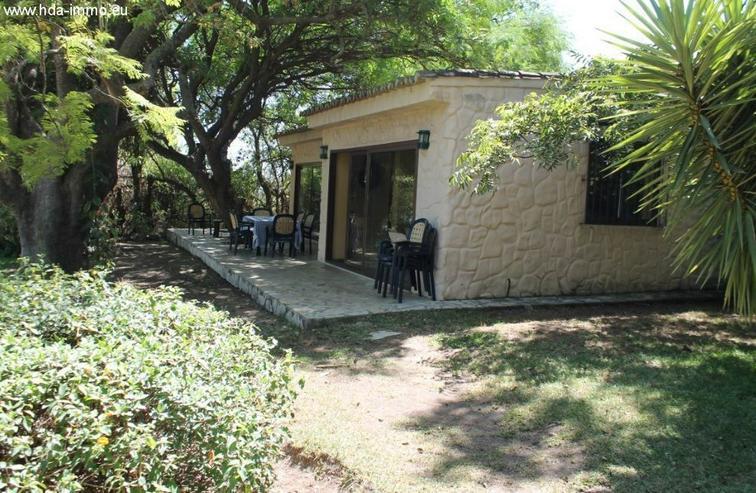 Bild 4: : 10 SZ Villa mit gewaltigen Grundstück in Banalmadena Pueblo