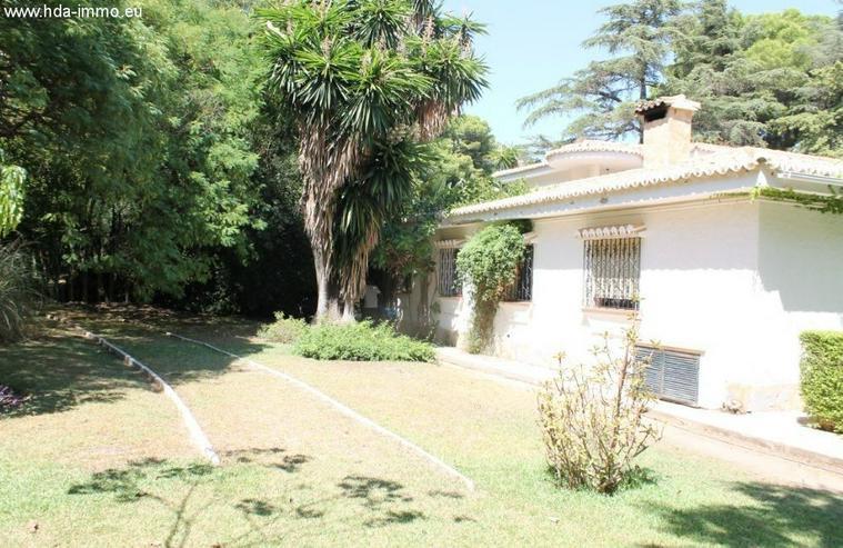 Bild 5: : 10 SZ Villa mit gewaltigen Grundstück in Banalmadena Pueblo
