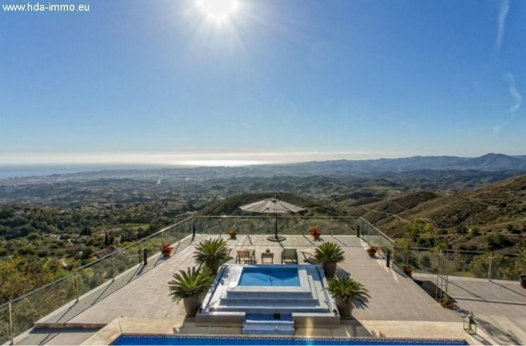 : Ein Traum! Paradies zu verkaufen, Villa mit Panoramablick - Haus kaufen - Bild 1
