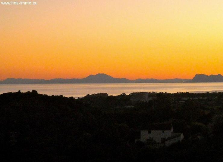 : Grundstück 2537 m² mit absoluten Panoramablick bis Gibraltar - Auslandsimmobilien - Bild 1