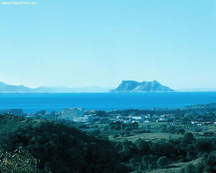 Bild 2: : Grundstück 2537 m² mit absoluten Panoramablick bis Gibraltar
