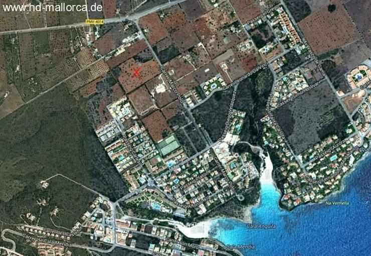 Bild 4: Grundstueck in 07680 - Cala Mandia