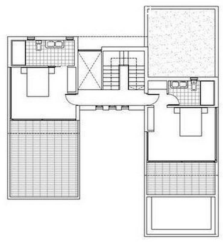 Bild 3: : Super Luxus Villa im Bauhausstil - 3 SZ (ohne Grundstück)