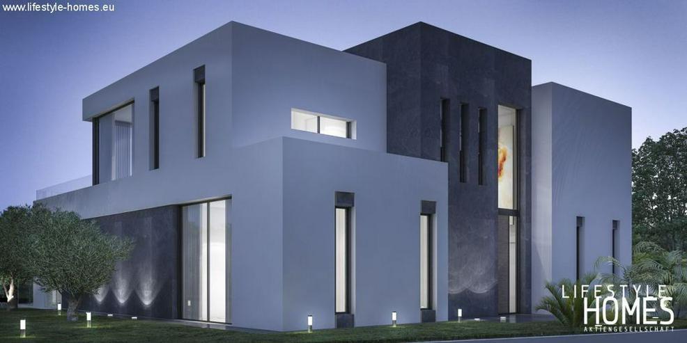 Bild 2: : Super Luxus Villa im Bauhausstil - 3 SZ (ohne Grundstück)