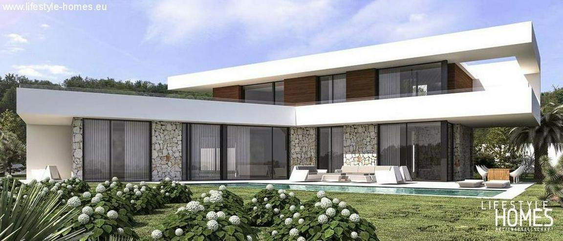 : Super moderne Luxus Villa im Bauhausstil, 4 SZ (ohne Grundstück) - Haus kaufen - Bild 1