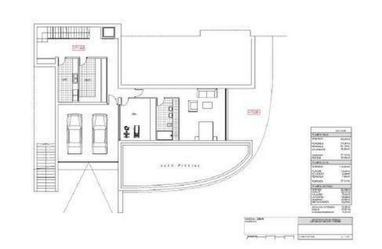 Bild 4: : futuristische Raumschiff Luxus Villa für den erlesenen Geschmack (ohen Grundstück)