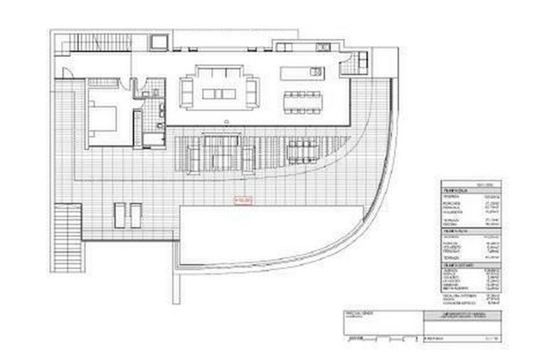 Bild 2: : futuristische Raumschiff Luxus Villa für den erlesenen Geschmack (ohen Grundstück)
