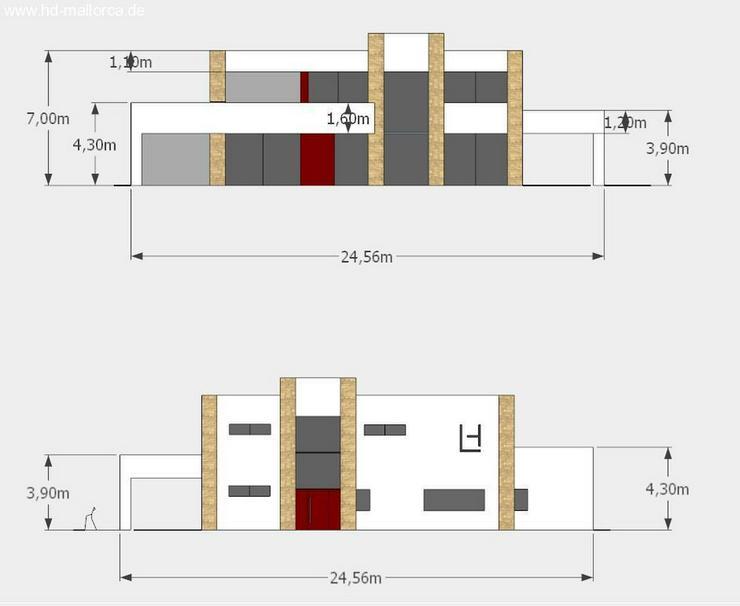 Bild 6: : Neubauprojekt, 3 SZ, 3 Bäder in Cala Pi