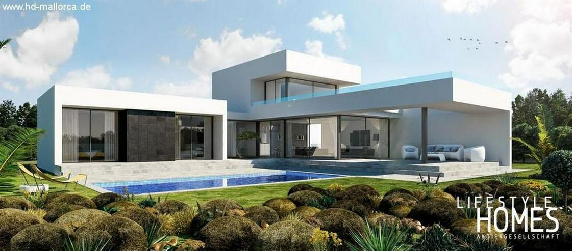 : moderne Bauhausvilla Typ Ana mit 3 SZ und viel Platz (ohne Grundstück) - Haus kaufen - Bild 1