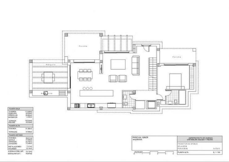 Bild 2: : eigenwillige, moderne Bauhausstil Villa mit 4 SZ (Ohne Grundstück)