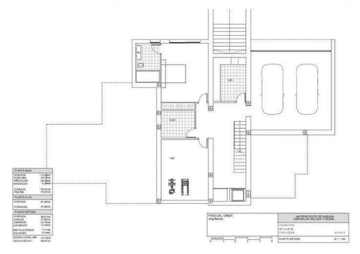Bild 3: : eigenwillige, moderne Bauhausstil Villa mit 4 SZ (Ohne Grundstück)