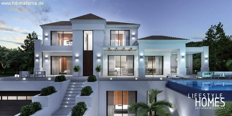 : eigenwillige, moderne Bauhausstil Villa mit 4 SZ (Ohne Grundstück) - Haus kaufen - Bild 1